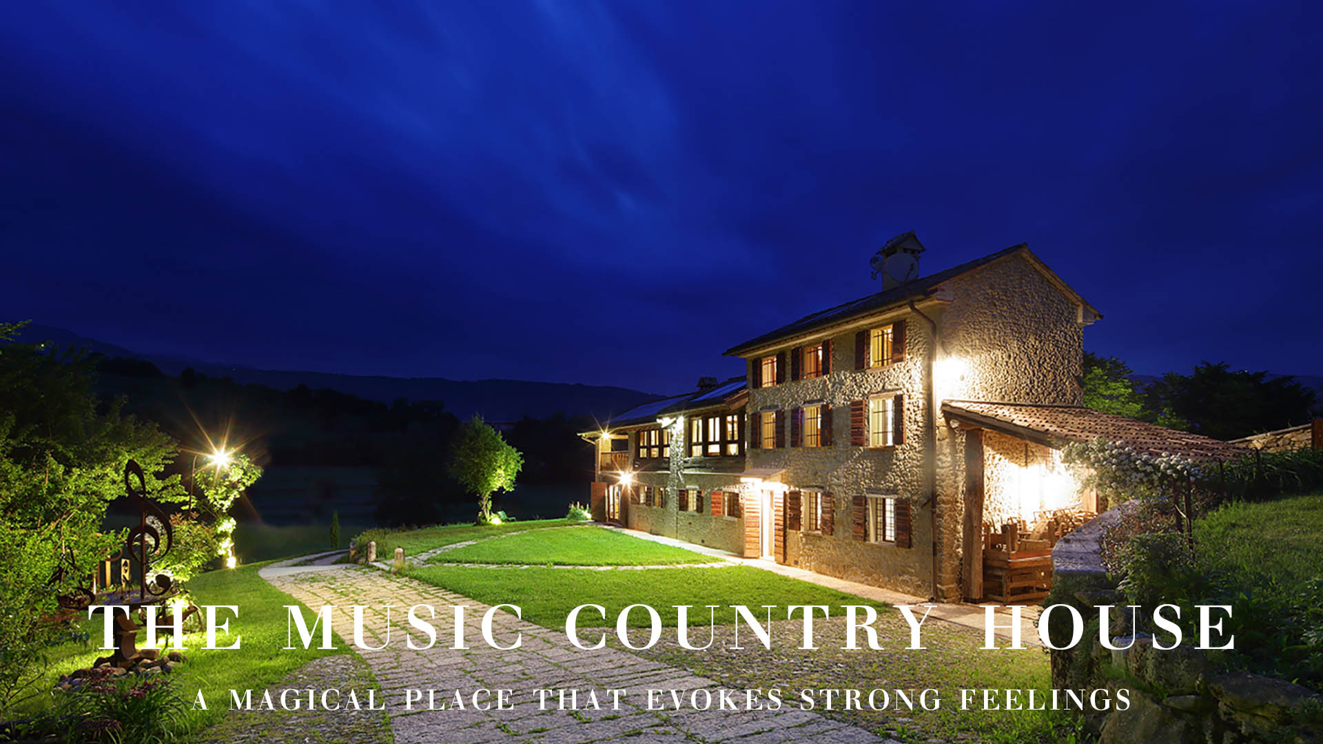 The Music Country House